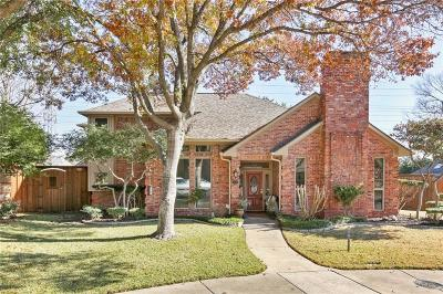 Collin County Single Family Home For Sale: 7118 Claren Court