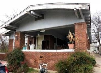 Fort Worth Single Family Home For Sale: 2929 E Lancaster Avenue