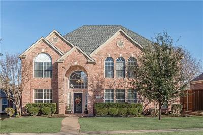 Plano Single Family Home For Sale: 4101 Carmichael Drive
