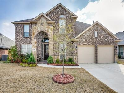 Grand Prairie Single Family Home Active Option Contract: 2947 Trail Lake Drive