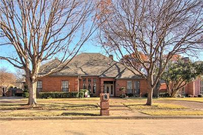 Single Family Home For Sale: 13216 Woodhaven Drive