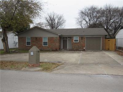 Rowlett Single Family Home For Sale: 3102 Kyle Road