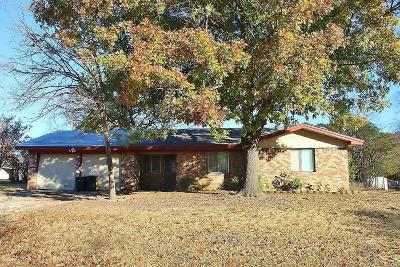 Azle Residential Lease For Lease: 113 S Melanie Drive