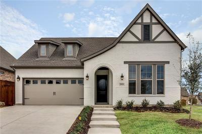 Aledo Single Family Home For Sale: 1929 Roundtree Circle