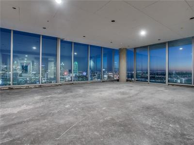 Dallas Condo For Sale: 3130 N Harwood Street #3101