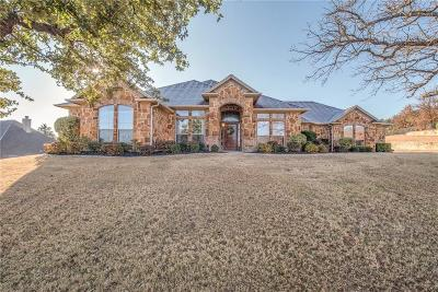 Weatherford Single Family Home For Sale: 2014 Woodland Hills Lane