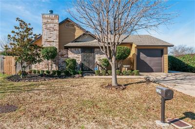 Fort Worth Single Family Home For Sale: 7329 Silver Sage Drive