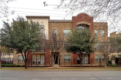 Tarrant County Condo For Sale: 1020 Texas Street #3206