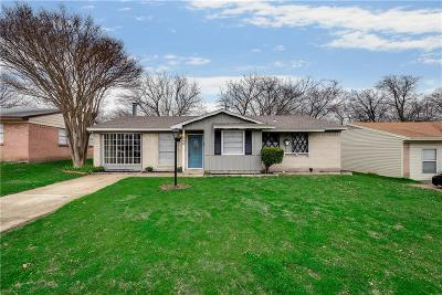Duncanville Single Family Home For Sale: 563 Trail Ridge Drive