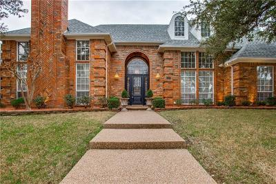 Plano TX Single Family Home For Sale: $659,000