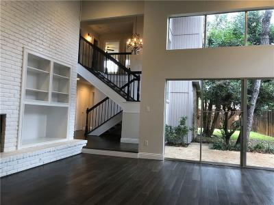 Dallas Single Family Home For Sale: 4209 Brooktree Lane