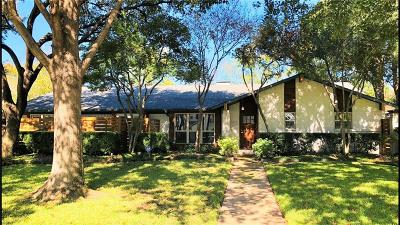 Dallas Single Family Home For Sale: 4069 Cedarbrush Drive