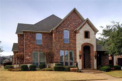 North Richland Hills Single Family Home For Sale: 8001 Canyon Oak Drive