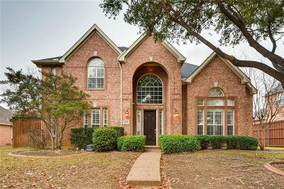 Carrollton Single Family Home For Sale: 1512 Arrowhead Lane