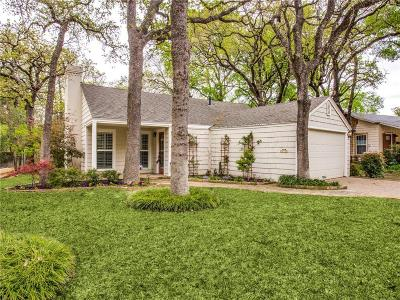 Fort Worth Single Family Home For Sale: 328 Eastwood Avenue
