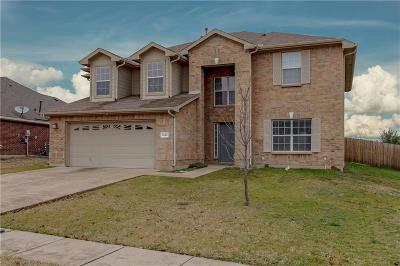 Mansfield Single Family Home For Sale: 2606 Country Grove Trail
