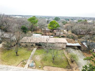 Denton Single Family Home For Sale: 2815 Wilsonwood Drive