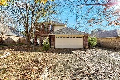 Fort Worth TX Single Family Home For Sale: $187,000