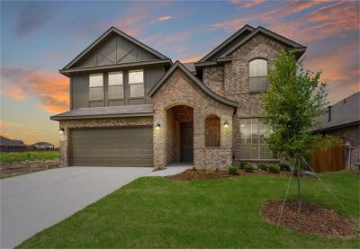 Fort Worth Single Family Home For Sale: 6333 Red Cliff Drive