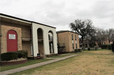 Fort Worth Condo For Sale: 6000 Westridge Lane #808