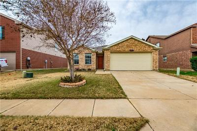 Denton County Single Family Home For Sale: 8816 Sagebrush Trail