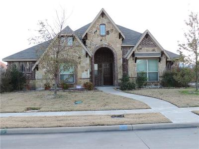 Midlothian Single Family Home For Sale: 6614 Thistle Wood Drive