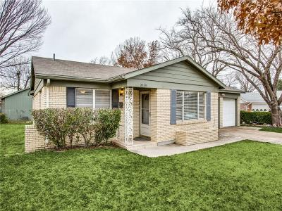 North Richland Hills Single Family Home For Sale: 3559 Paramount Street