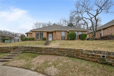 Dallas County Single Family Home For Sale: 1114 Crestwood Court