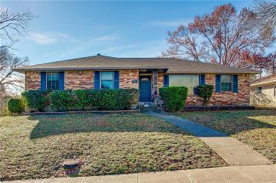 Dallas Single Family Home For Sale: 970 Wolf Creek Trail