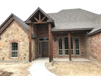 Weatherford Single Family Home For Sale: 3506 S Old Mineral Wells Highway #501