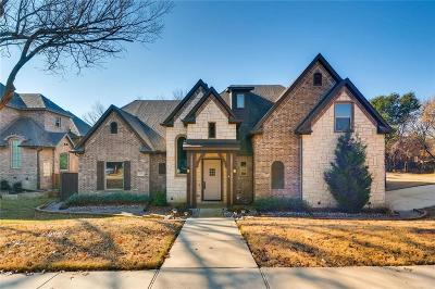 Grapevine Single Family Home For Sale: 2717 White Oak Drive