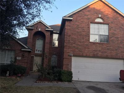 Fort Worth Single Family Home For Sale: 4636 Stockwood Drive