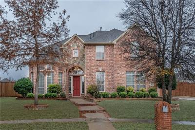 Murphy Single Family Home For Sale: 125 Collin Court