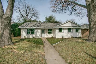 Dallas Single Family Home For Sale: 9919 Larchbrook Drive