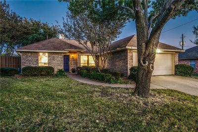 Keller Single Family Home For Sale: 993 Meadow Circle N