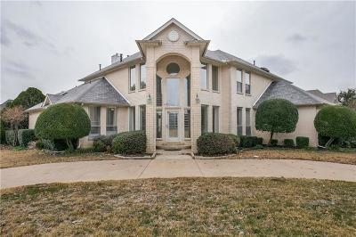 Mansfield Single Family Home For Sale: 915 Glen Abbey Drive