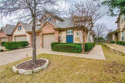 Garland Townhouse For Sale: 6411 Wildlife Trail