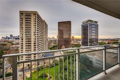 Dallas Condo For Sale: 3883 Turtle Creek Boulevard #1408