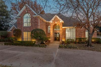 Tarrant County Single Family Home For Sale: 7203 Belle Meade Drive