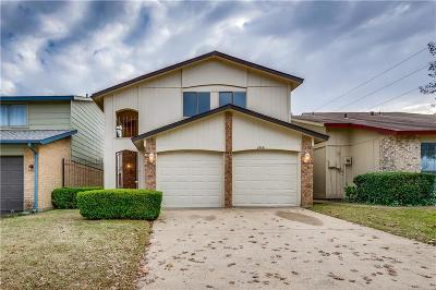 Garland Condo For Sale: 2906 Canis Circle