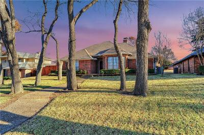 Garland Single Family Home For Sale: 1314 Norfolk Court