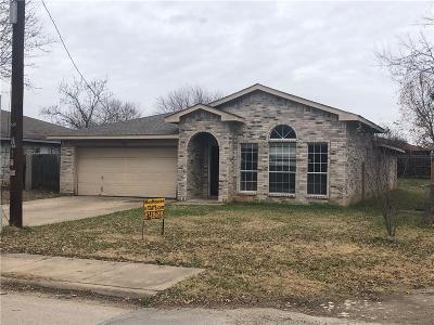 Dallas Single Family Home For Sale: 9224 Teagarden Road