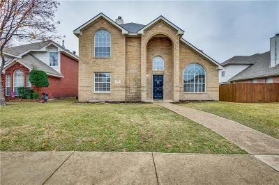 Rowlett Single Family Home For Sale: 8721 Clearlake Drive