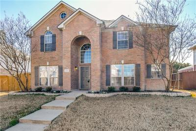 Frisco Single Family Home For Sale: 11403 Creekwood