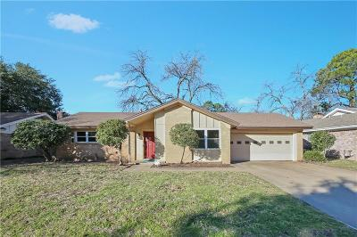 Bedford, Euless, Hurst Single Family Home For Sale: 1205 Irwin Drive