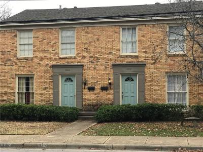 Dallas Multi Family Home For Sale: 6602 Lake Circle Drive