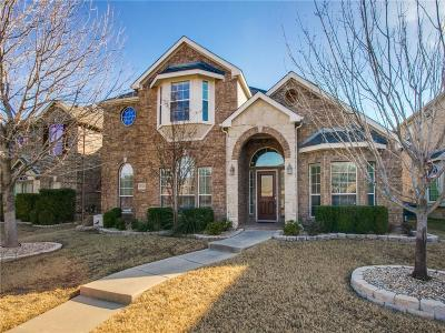 Frisco Single Family Home Active Contingent: 12342 Salem Drive