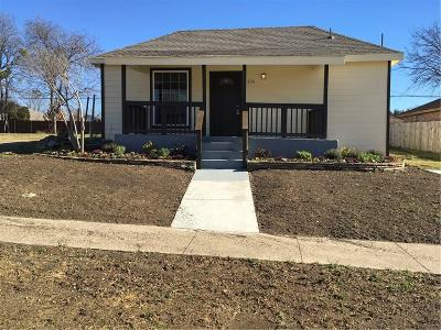 Grand Prairie Single Family Home For Sale: 606 SW 18th Street #1