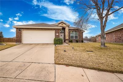 Forney Single Family Home For Sale: 1020 Nueces Court