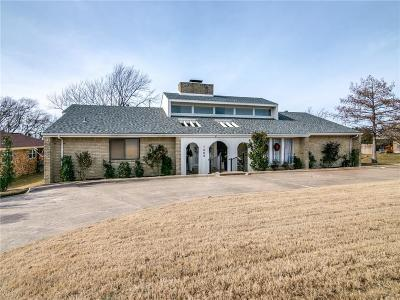 Rockwall Single Family Home For Sale: 1502 Ridge Road